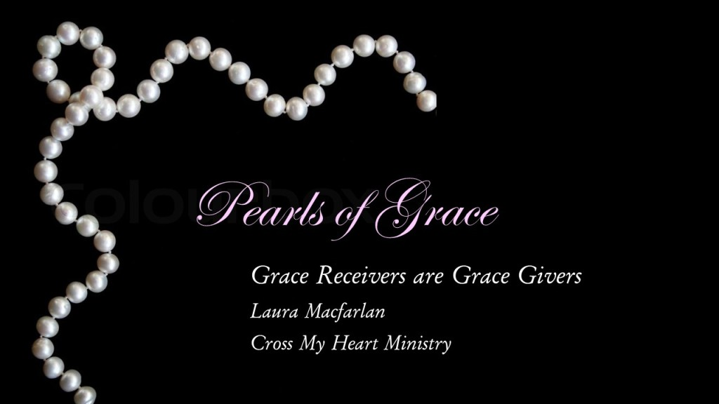 Pearls of Grace Graphic